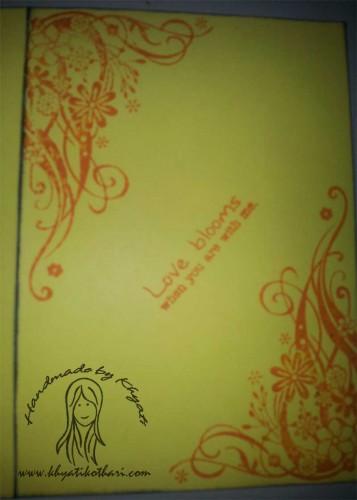 A Layered Card InsideCard 811
