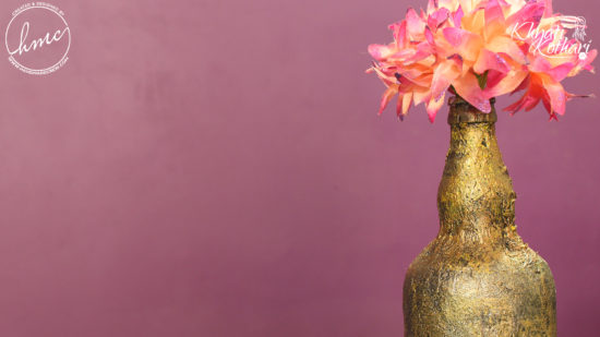DIY vintage flower vases 5 1