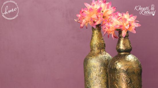 DIY vintage flower vases 8 1