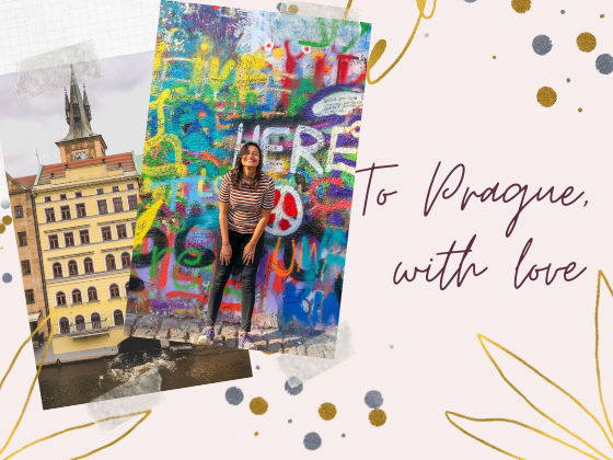 A love letter to Prague