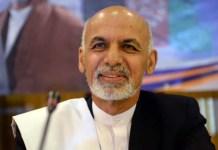 افغان اولسمشر اشرف غني په يوه ورځني دوه نوے دهلي ته تلے دے
