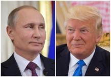 امريکائې صدر ټرمپ روسى هم منصب ته د واشنګټن دورې بلنه ورکړې