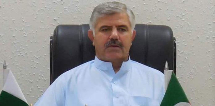 وزيراعلى محمود خان