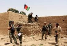 هلمند ولايت کښې افغان طالبانو حمله کښې دري افغان فوجيان مړه شوي