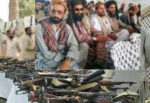 په بلوچستان اسمبٰې کي۲۶۵ فراريان حکومت ته تسليم سول