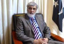 افغان ډپټي خارجه وزير د پاکستان سفير زاهد نصرالله خان سره ملاقات کړے