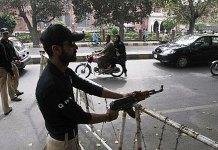 محکمه داخله بلوچستان کوئټه او ژوب کښې دفعه يوسل څلور څلويښت اولږوله