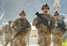 افغانستان کښې دوه امريکني پوځيان وژلي شويدي