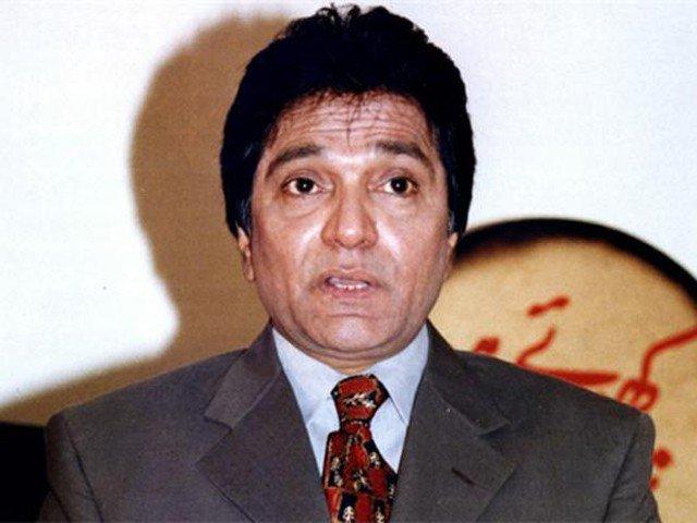 د پاکستان مشهور اداکار معين اختر اتمه برسي نن نماځلې کيږي