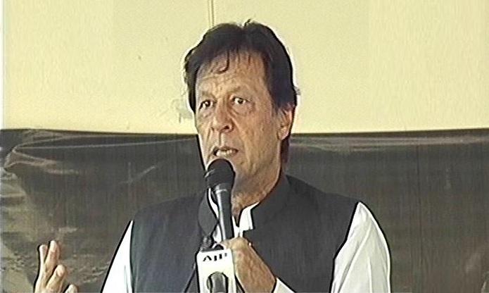 د کشمير مسئله دا وخت د انسانيت مسئله ده: وزيراعظم عمران خان