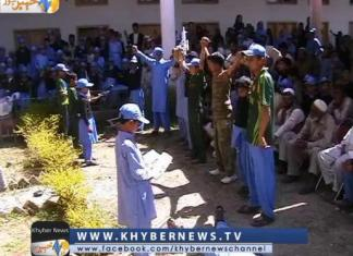 Khyber News |  23 March Celebrations in Buner Report by Shaukat Ali