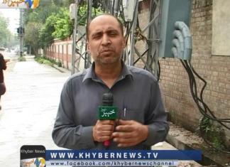 پشاور، لوڈشیڈنگ کے دورانیہ میں اضافہ