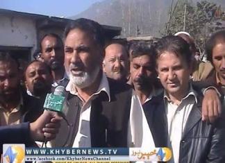 Local jirga about problems in Chamla village: Shaukat Buneri's report