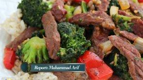 Kabab in winter season more tasty: Report by Muhammad Arif