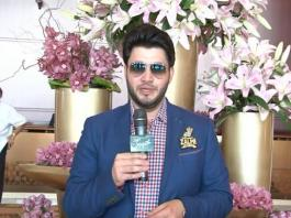 Owner Peshawar Zalmi Javed Afridi message for public....