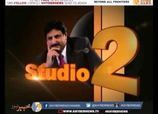 Khyebr News   Studio 2 Wiht Jamshed Ali Khan EP # 64 [ 20-03-2016 ]