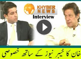 Imran Khan Exclusive Interview in Khyber News With Ayaz Akbar