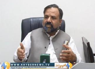 WSSP Project News Report By Wadood Jan