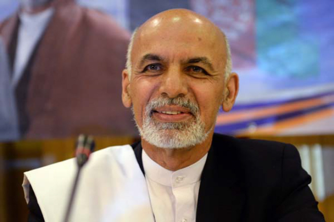 Afghanistan wants to expand relations with regional countries: Ghani