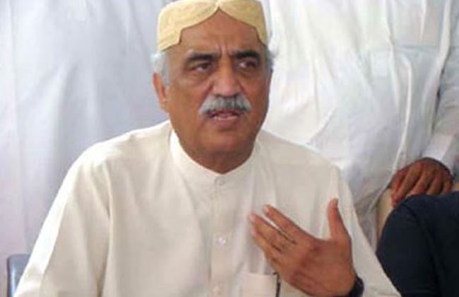 Khursheed Shah warns PM against political victimization
