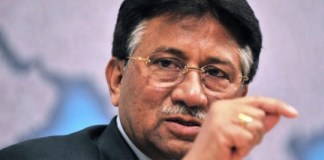 Musharraf refuses to return Pakistan due to illness