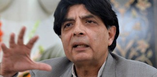 LHC approves plea against Nisar for not taking oath