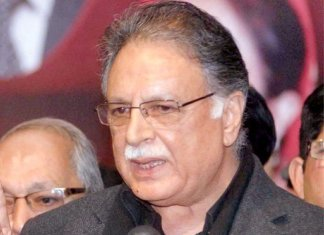 Chaudhry Nisar a hypocrite: Pervez Rashid