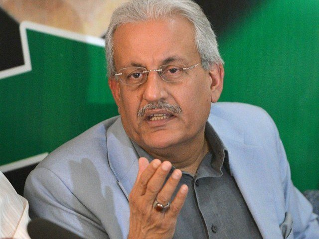 Senate Chairman Raza Rabbani