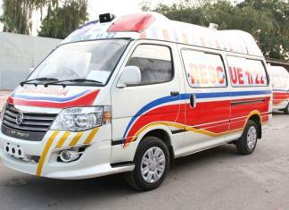 Four killed in dumper truck, bus collision in Sarghoda