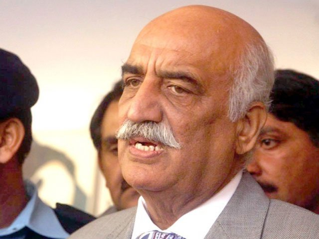 Shah advises for independent foreign policy   Khyber News
