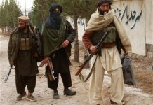 Afghan Taliban attack in Afghanistan
