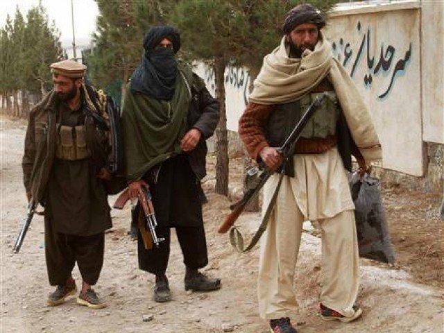 Afghan Taliban attack in Afghanistan