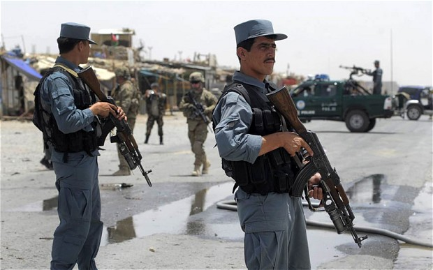 Taliban attacks kill 7 policemen, 3 civilians: Afghan officials