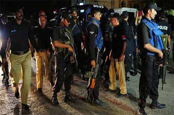CTD foils terror plan in Rawalpindi, arrests two terrorists