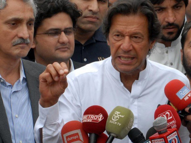 PTI will introduce special package for farmers: Imran Khan