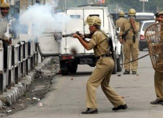 Indian troops martyr five Kashmiri youth in IOK's Baramulla