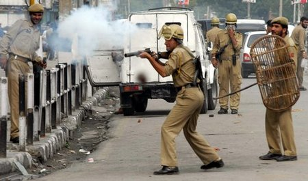 Four Kashmiri youth martyred in India-held Kashmir