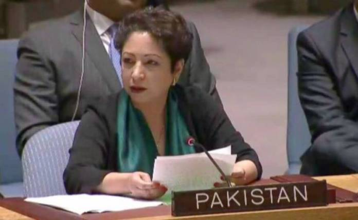 Pakistan calls for global cooperation to break nexus between terrorism, organized crime