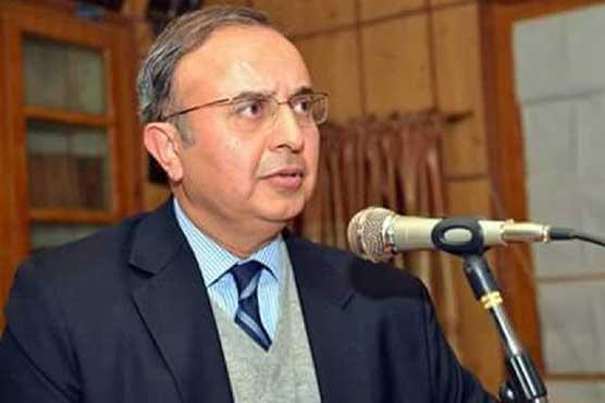 Justice Manzoor Ali Shah