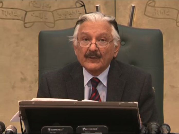 CEC discusses security related matters for elections