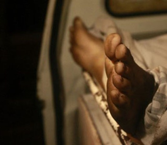 Man commits suicide after killing wife, two children in Quetta