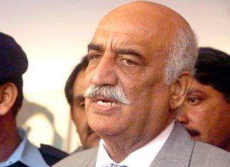 NAB court extends Khurshid Shah's judicial remand for 14 days