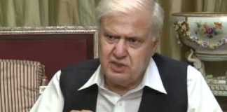 Election 2018 fate changer for Pakhtuns: Aftab Sherpao