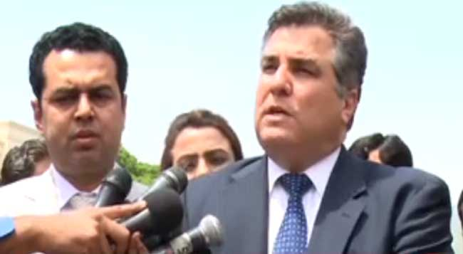 Contempt of court case: SC indicts PML-N leader Daniyal Aziz