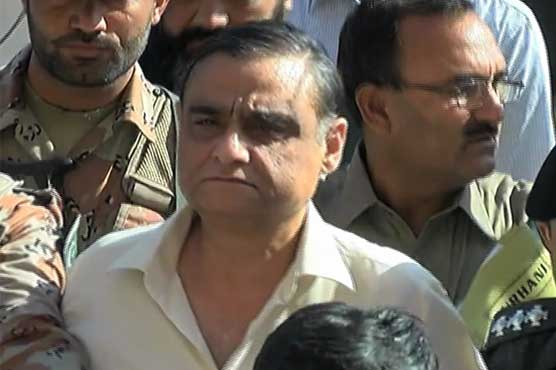Dr. Asim moves SC against interior ministry