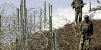 Pakistani soldier martyred in Indian forces' firing along LOC