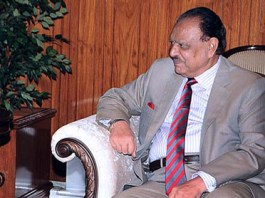 Govt's efforts help restore peace in Karachi: Mamnoon