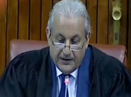 Raza Rabbani Chairman Senate