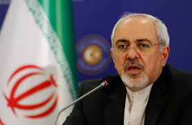 Iran FM Jawad zarif