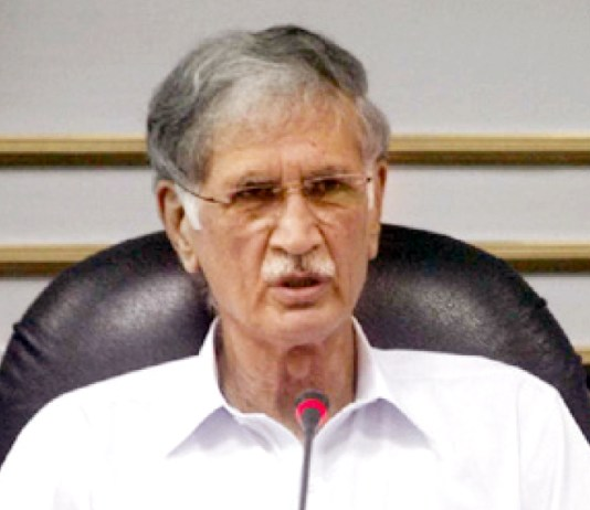 Khattak rejects Afghanistan's objections over FATA merger with Khyber Pakhtunkhwa